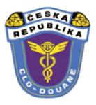 Celní správa České republiky logo