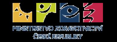 Ministerstvo zdravotnicví logo