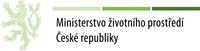 Logo Ministerstvo životního prostředí České republiky