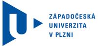 Logo Západočeská Univerzita v Plzni ZČU